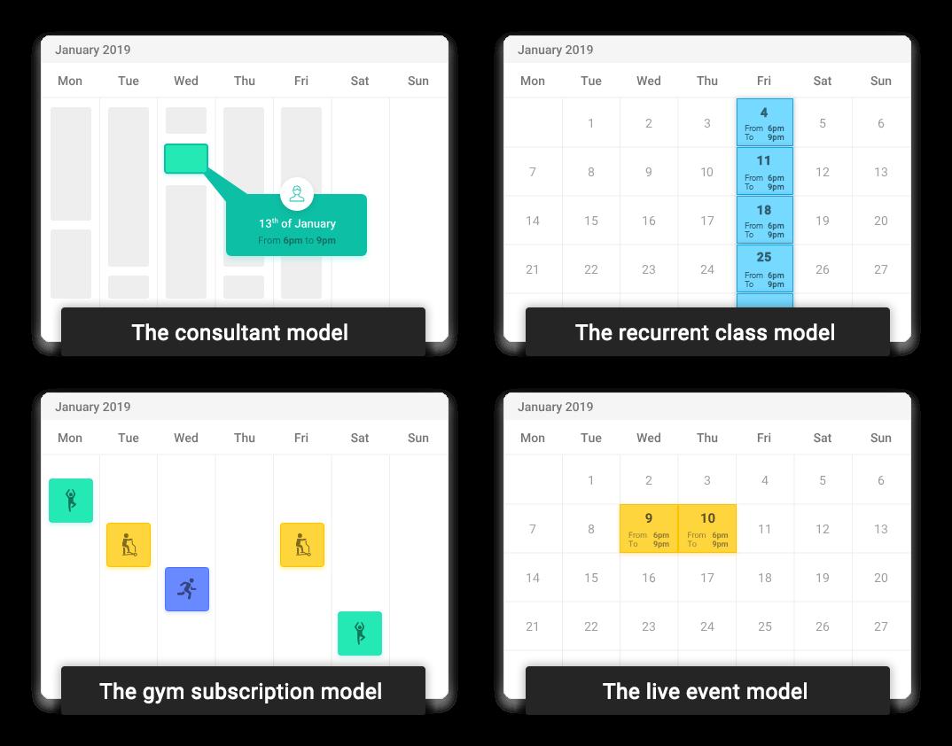 Image result for kartra calendar