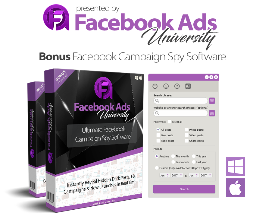 J.R. Fisher – Facebook Ads University 10