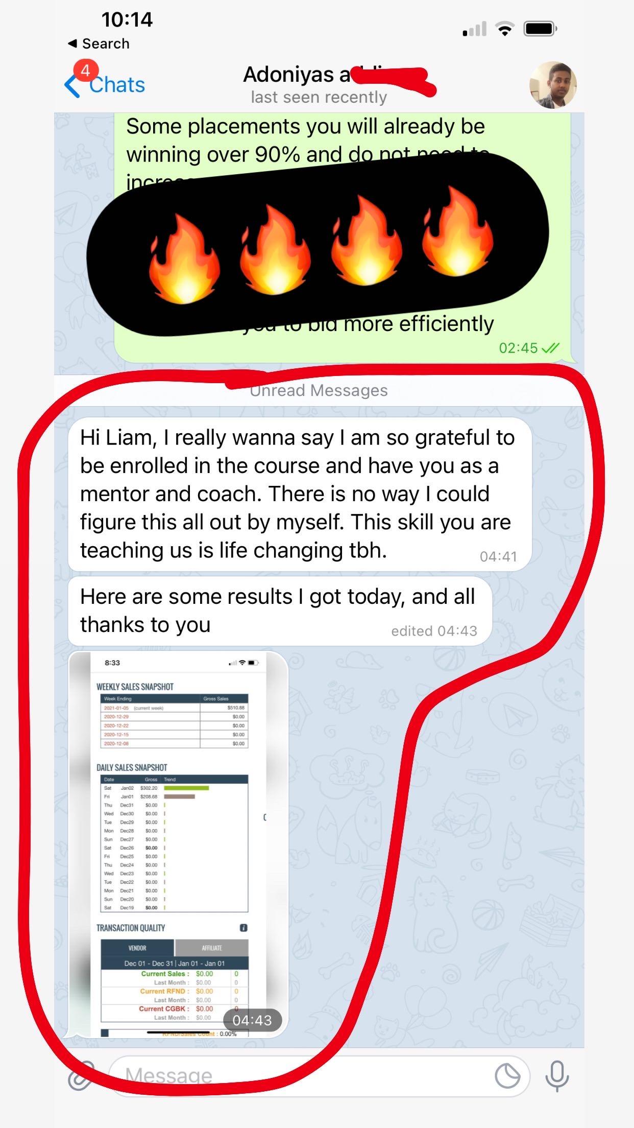 Liam James Kay course review