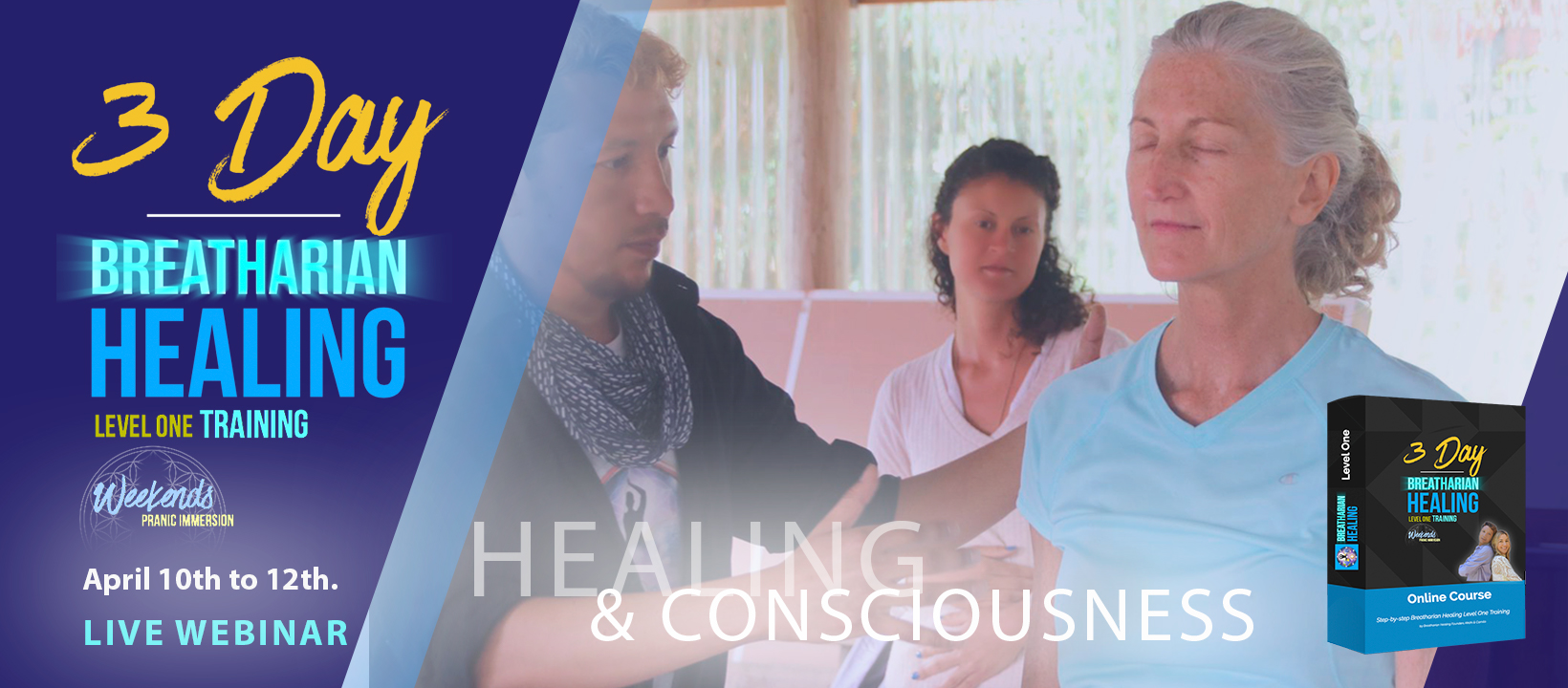 3 Day Breatharian Healing Training