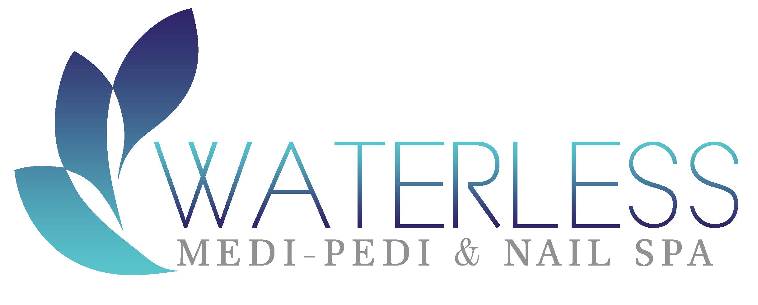 Waterless Medi Pedi Nail Spa